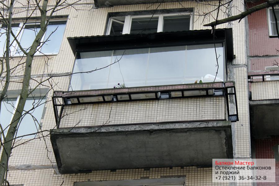 Безрамное остекление балкона финское остекление и обшивка балконов