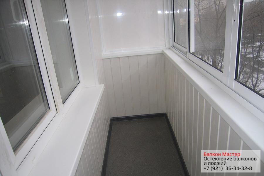 Остекление балконов под ключ этапы остекления балкона